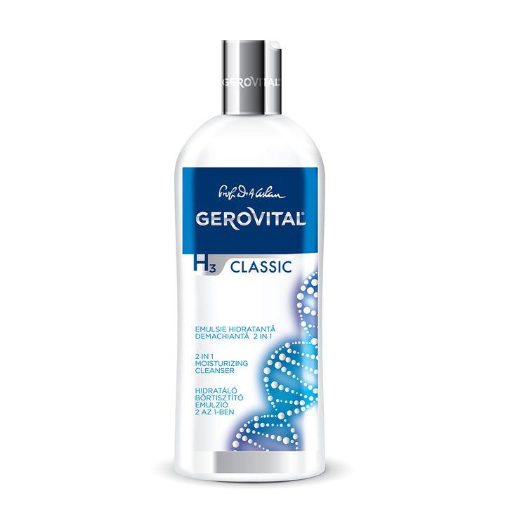 GH3 Classic Moisturizing Cleanser 2 In 1