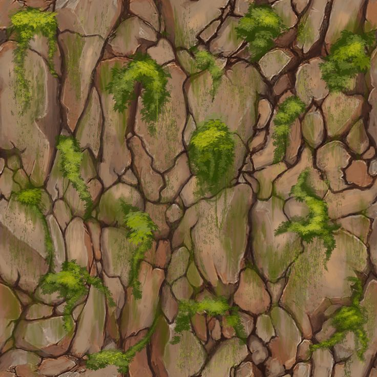 ArtStation - Ground Texture, RafaeL Dubovskiy