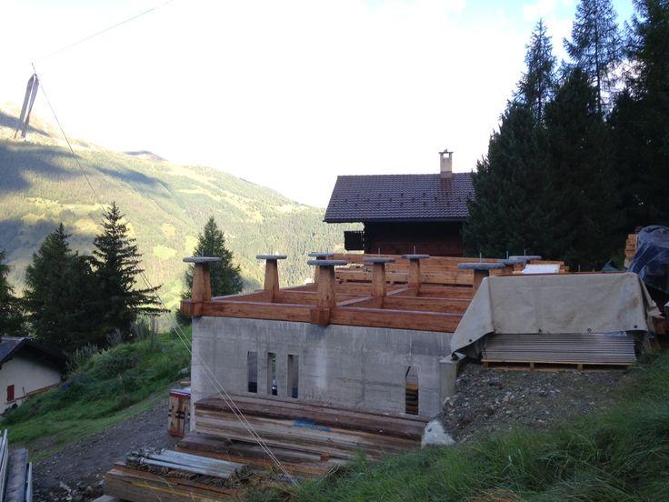 18 best Spanish and Swiss rustic barns images on Pinterest Barn - jeux de construction de maison en d