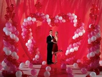 293 best balloon valentine figures decorations images on