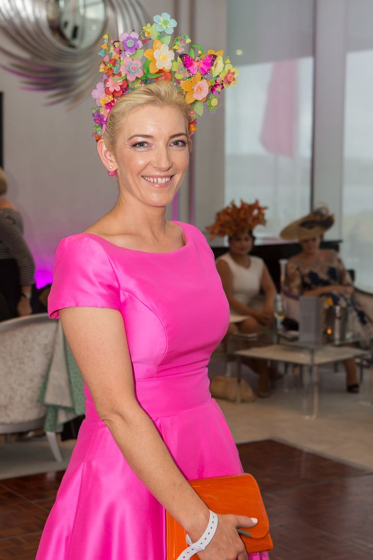 Pretty in Pink at the Galway Races Ladies Day Apres Party - the g Hotel & Spa http://www.theghotel.ie/galway_races.html