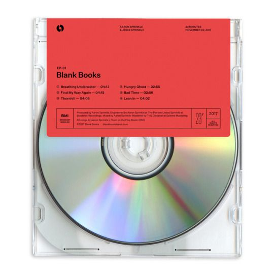 Chadwick Ellis CD Packaging. If You Want To Customize A Good Looking CD And