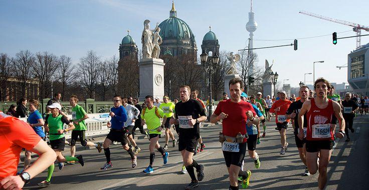 Berlin half marathon - registered for 2016