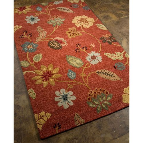 Alena Hand Tufted Wool And Viscose Rug Collection Living