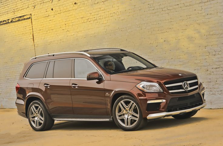 The 2014 Mercedes-Benz GL Class is one of the top rated diesel vehicles on TCC.