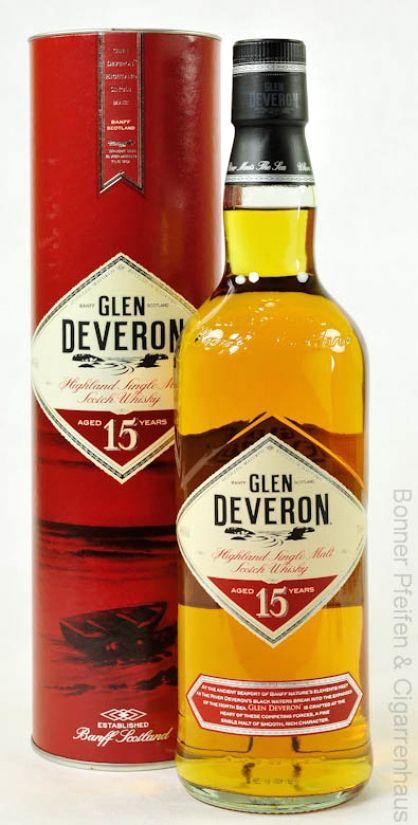 Glen Deveron Whisky 15 y.o.