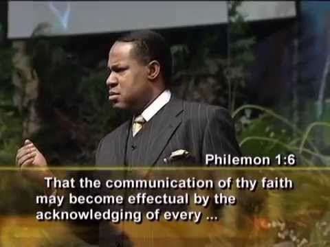 Build Yourself With The Word Pastor Chris Oyakhilome