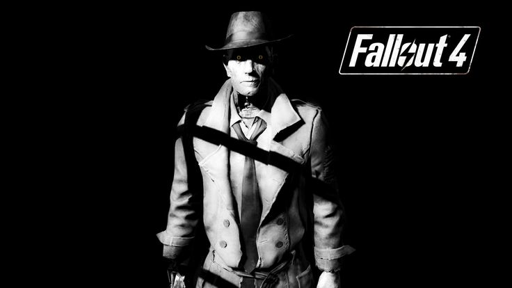 Fallout 4, Nick Valentine, Bethesda Softworks, Video Games