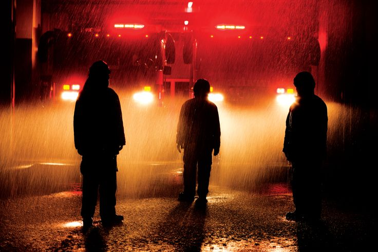 ¨Fire Department¨ | Photograph by @fmdemirkol #magazine #photographymagazine #wet #nomanipulation #firedepartment
