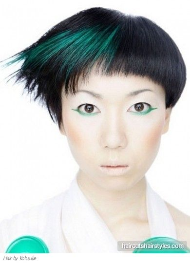 1000 images about hair on pinterest dark green hair