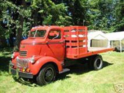 "Cab Over Engine ""COE"" Scrapbook – Jim Carter Truck Parts"