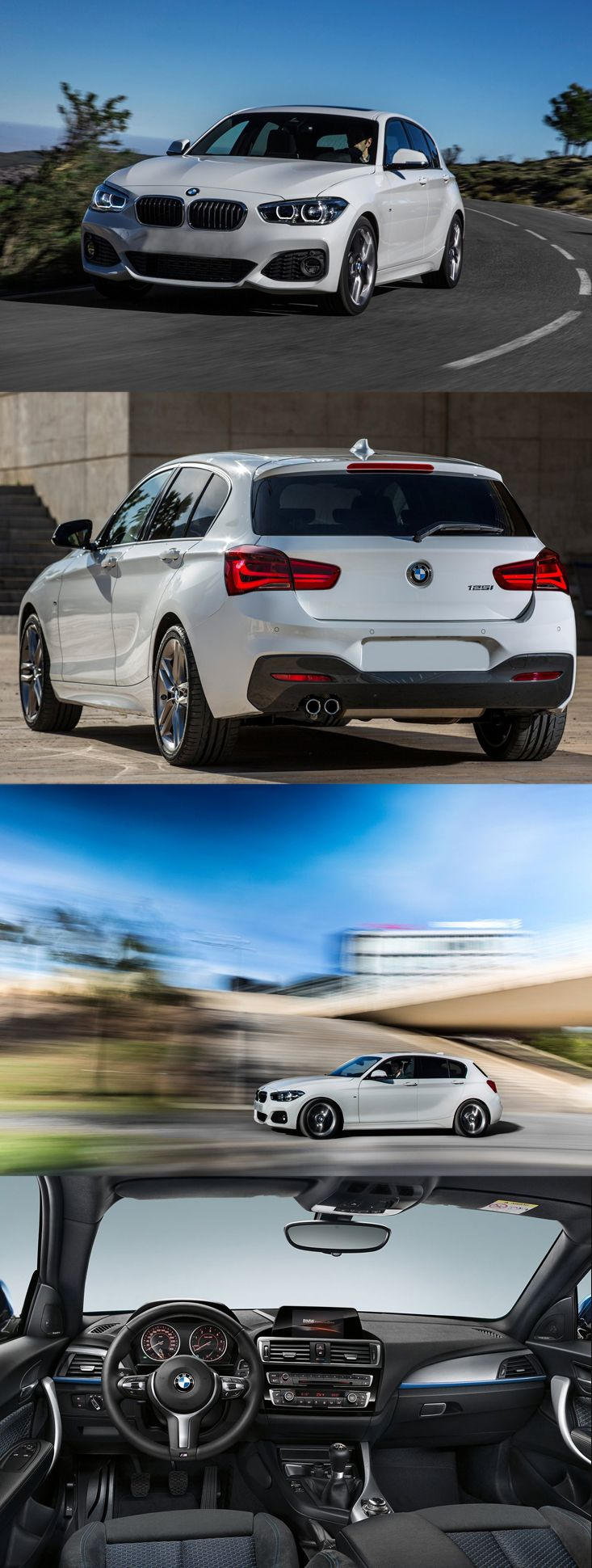 The bmw 1 series a good performer overall for more detail http