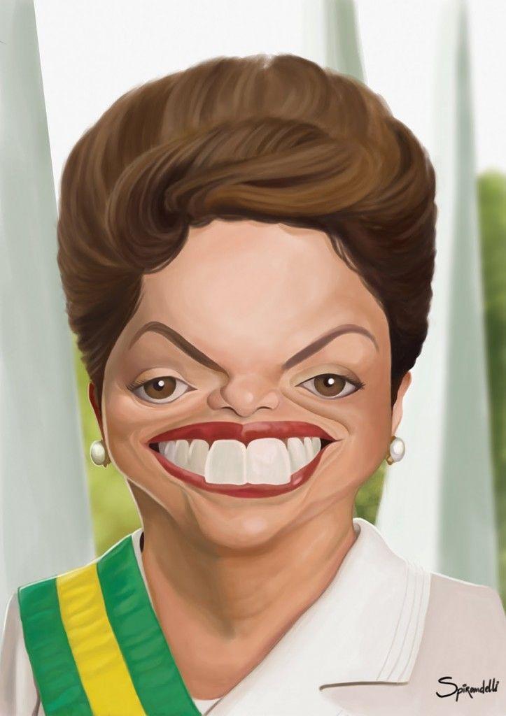 Brasil - Dilma Russeff