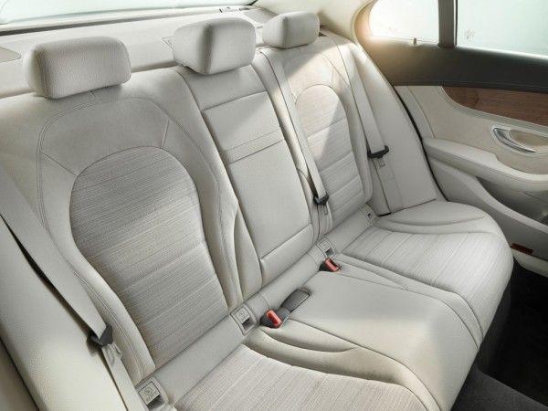2015 Mercedes Benz C Class Estate Luxury Seat 600x450 2015 Mercedes Benz C Class Estate