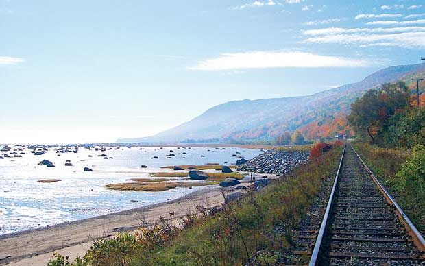 Michael Kerr provides a guide to the best new rail journeys of 2014, from   Gothenburg to the Gobi