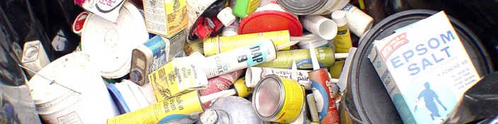 SWACO - Household Hazardous Waste (HHW)