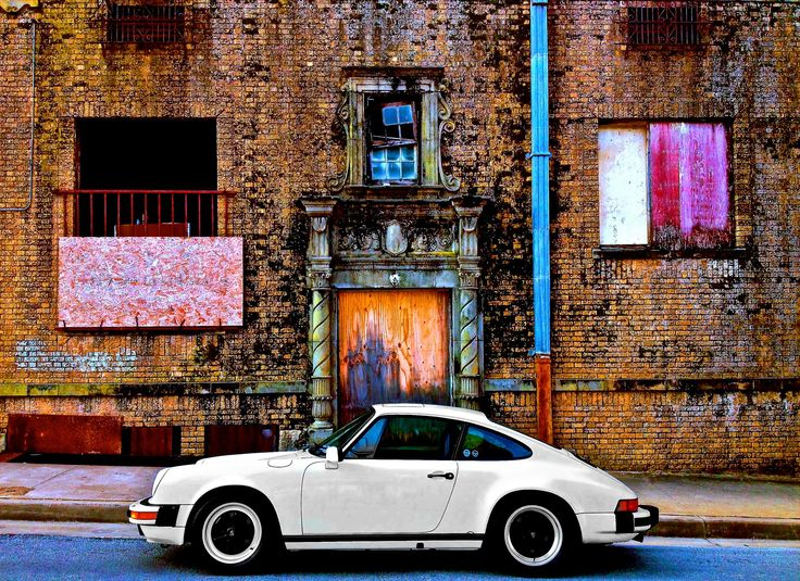 My 1985 Porsche 911 Carrera 3.2 Photo by Paul Moseley http://www.flickr.com/photos/paulmoseleyphotos/sets/