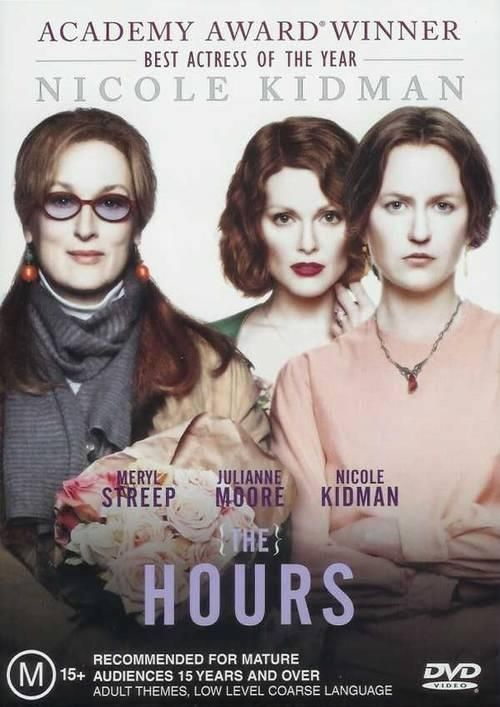 The Hours (DVD, 2004) Brand New Nicole Kidman Meryl Streep Julianne Moore #dvd #movies