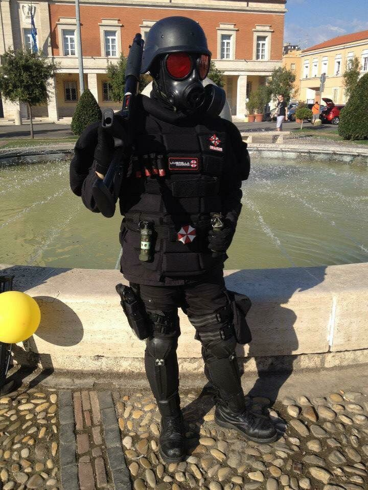 Populares 15 best Umbrella corporation Cosplay images on Pinterest  KT57