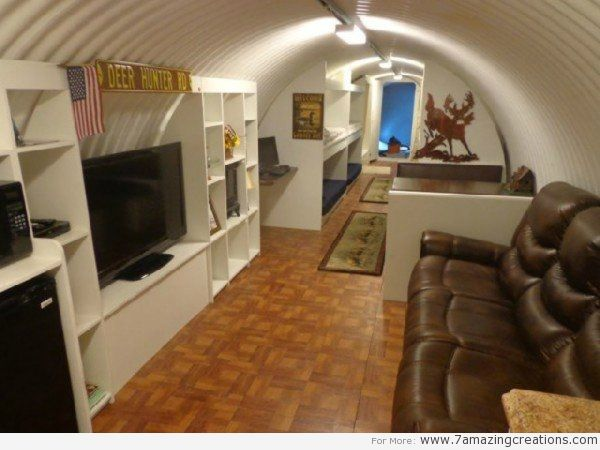 Underground Shelter for the apocalypse