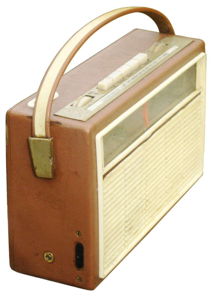 Finnegan P. Radio inside the house (imagine black&white                                                                                                                                                                                 Plus