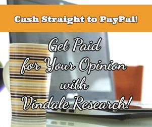 I love, love, love Vindale Research! One of the best ways to bring in some extra money from home is participating in online surveys.