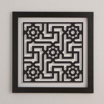 Alhambra mediterranean artwork...gorgeous!