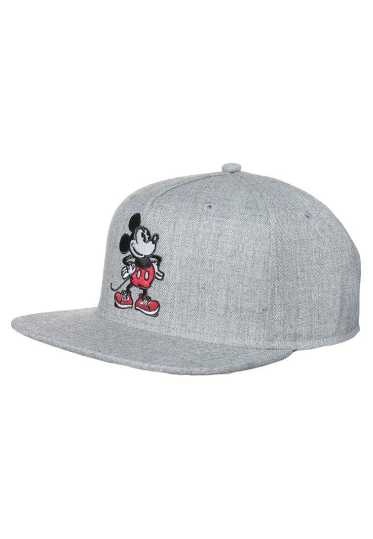 Promos Vans Casquette - disney mickey mouse gris chiné  € chez Zalando (au  Livraison et retours gratuits et service client gratuit au 0800 915 8bec678b5dd