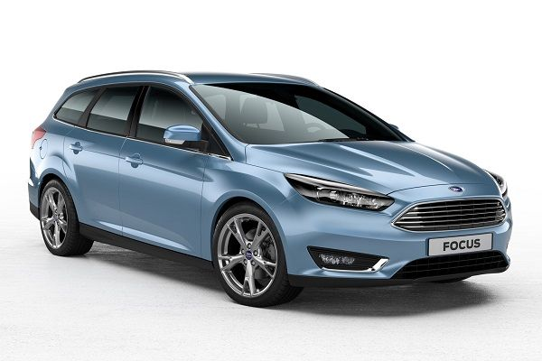 2015 Ford Focus Wagon Review