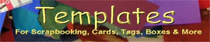 PaperScrapz: Card Tags, Paper Craft, Card Templates, Templates Galore, Templates Cards, Cards Templates, Paper Purse