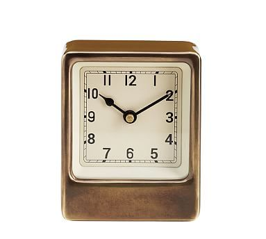 Anton Desktop Clock, Small