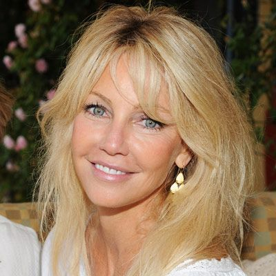 Heather Locklear - 2009 - Heather Locklear - Transformation - Hair - InStyle