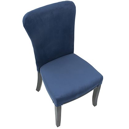 Best 25 Blue Velvet Dining Chairs Ideas On Pinterest