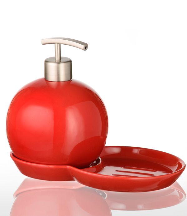 11 Kitchen Decors With Using Red Accessories