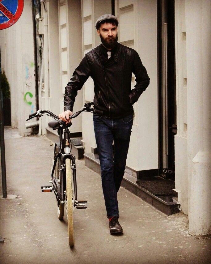 Beard#bike