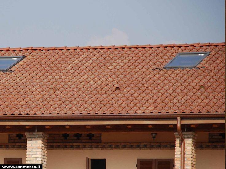 #terreal #sanmarco #dachówka #rooftiles #roofs #dachy #dachyrustykalne #alledachy #dachowkiwłoskie #włoskiklimat #italianstyle