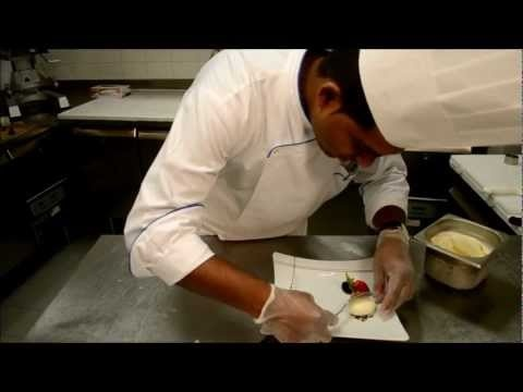 Chocolate Coulant with Chef Manjula