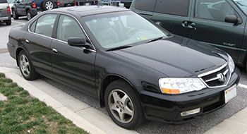 2003 #Acura TCL: One of our Top 5 Picks for our Speed for Cheap: Fast #Cars under $10,000 list.