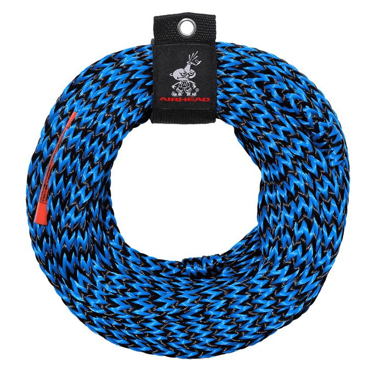 Airhead 3 Rider Tube Tow Rope Towable Tubes Tow Boat Tow Ropes