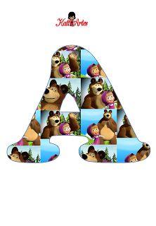 Has A - Z ---- http://eugeniakatia.blogspot.com/2017/03/numeros-0-9-masha-e-o-urso.html
