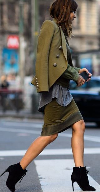 Love Shop Share - Christine Centenera - Khaki Military Vibing Holiday Style Inspo