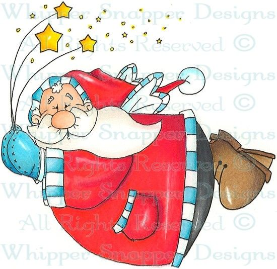 Special Santa Wishes - Christmas Images - Christmas - Rubber Stamps - Shop