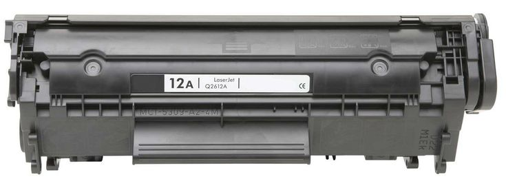 Buy 12A (Q2612A) Black Toner for HP at Houseoftoners.com. We offer to save 30-70% on ink and toner cartridges. 100% Satisfaction Guarantee.