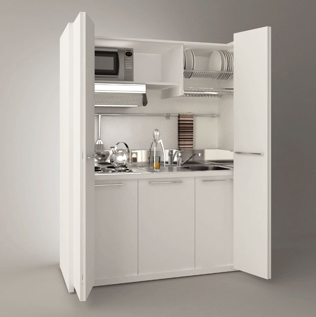 25 best ideas about compact kitchen on pinterest smart for Small kitchenette ideas