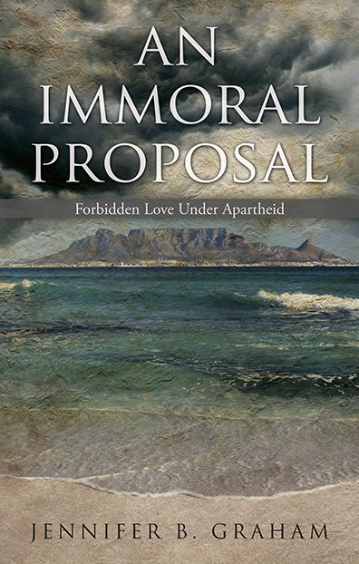 An Immoral Proposal, set in South Africa, recounts my journey in coming to terms with my family background, racial identity and my story of forbidden love. Available on amazon.com  Check out my website:  www.Jenniferbgraham.com