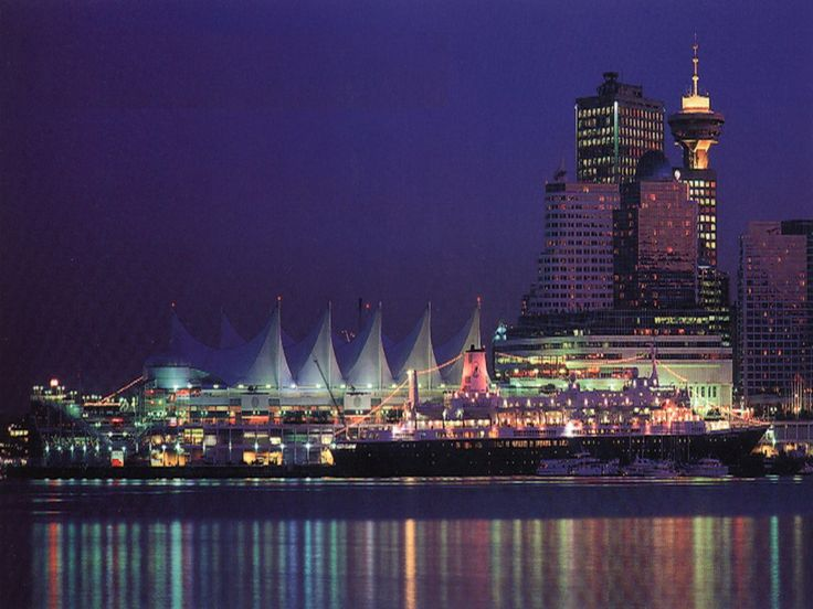 vancouver skyline wallpapers widescreen - photo #12