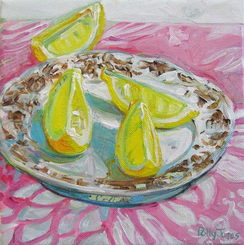 Marquin Designs Blog: Chatting with Artist Polly Jones - the perfect painting for a kitchen nook!