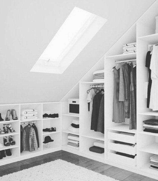 Loft Bedroomdesign