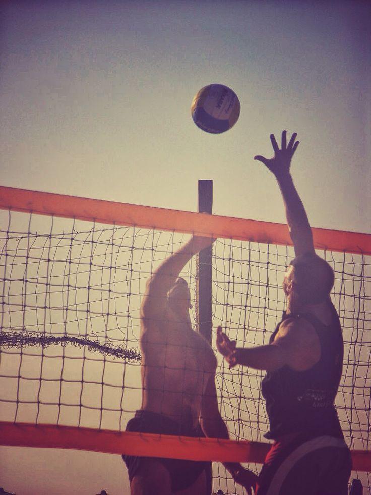 Torneo di beach volley #spiaggiapanfilo #termoli