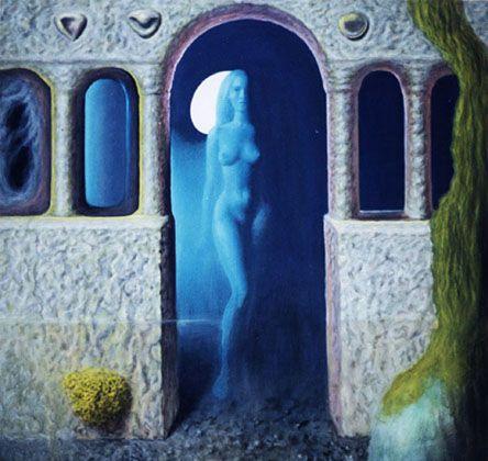 Fantoma Albastra - Blue Phantom - Sabin Balasa